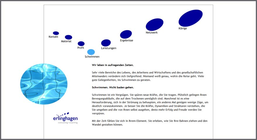 erlinghagen consulting + coaching (Version 2010 - 2015)